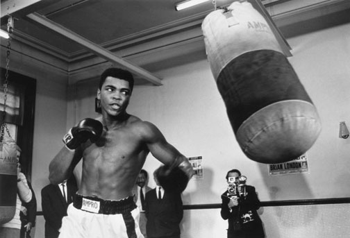 Muhammad Ali Workout | Muscle Prodigy
