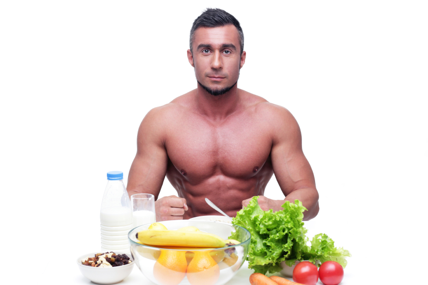 Healthy Food For Sports Athletes