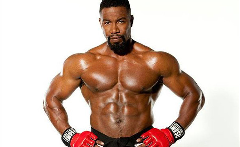Michael Jai White Michael Jai White Workout