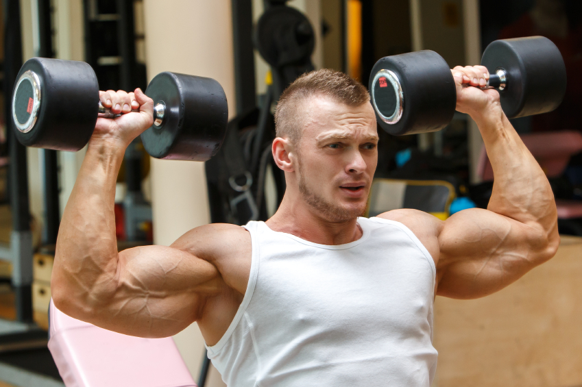 Stimulate & Not Annihilate Your Muscles to Growth