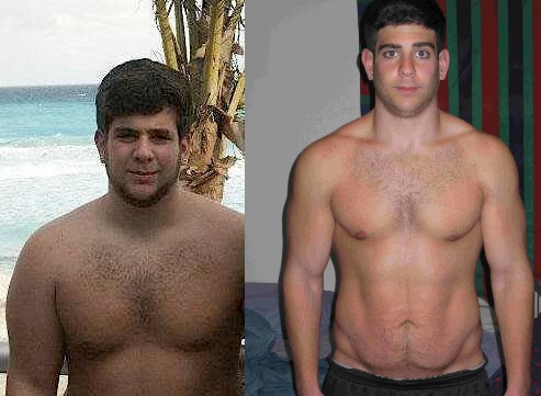 How I Lost 104 Pounds in College