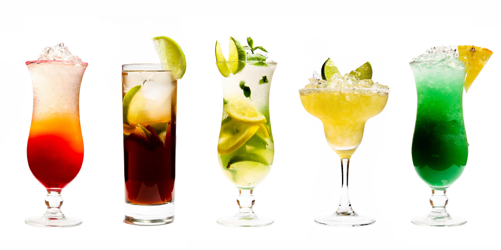 Five Cocktails