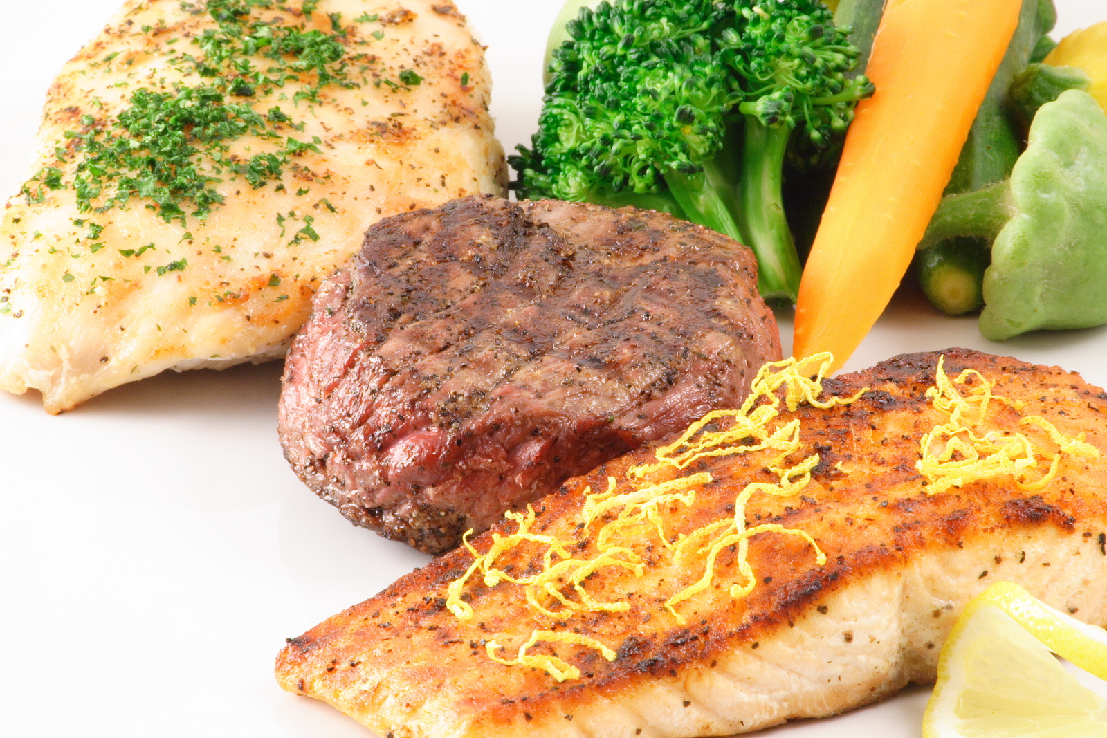 Is Chicken, Beef, or Fish the Best Bodybuilding Food