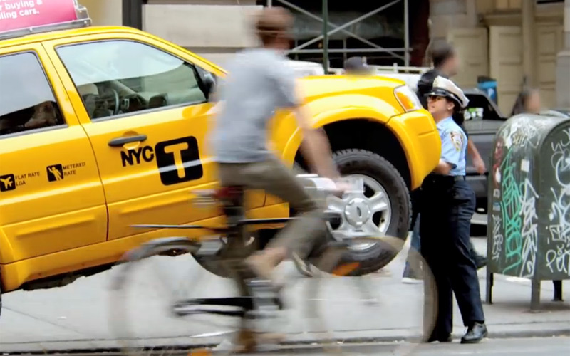 parking officer lifts taxi cabs in nyc muscle prodigy. Black Bedroom Furniture Sets. Home Design Ideas