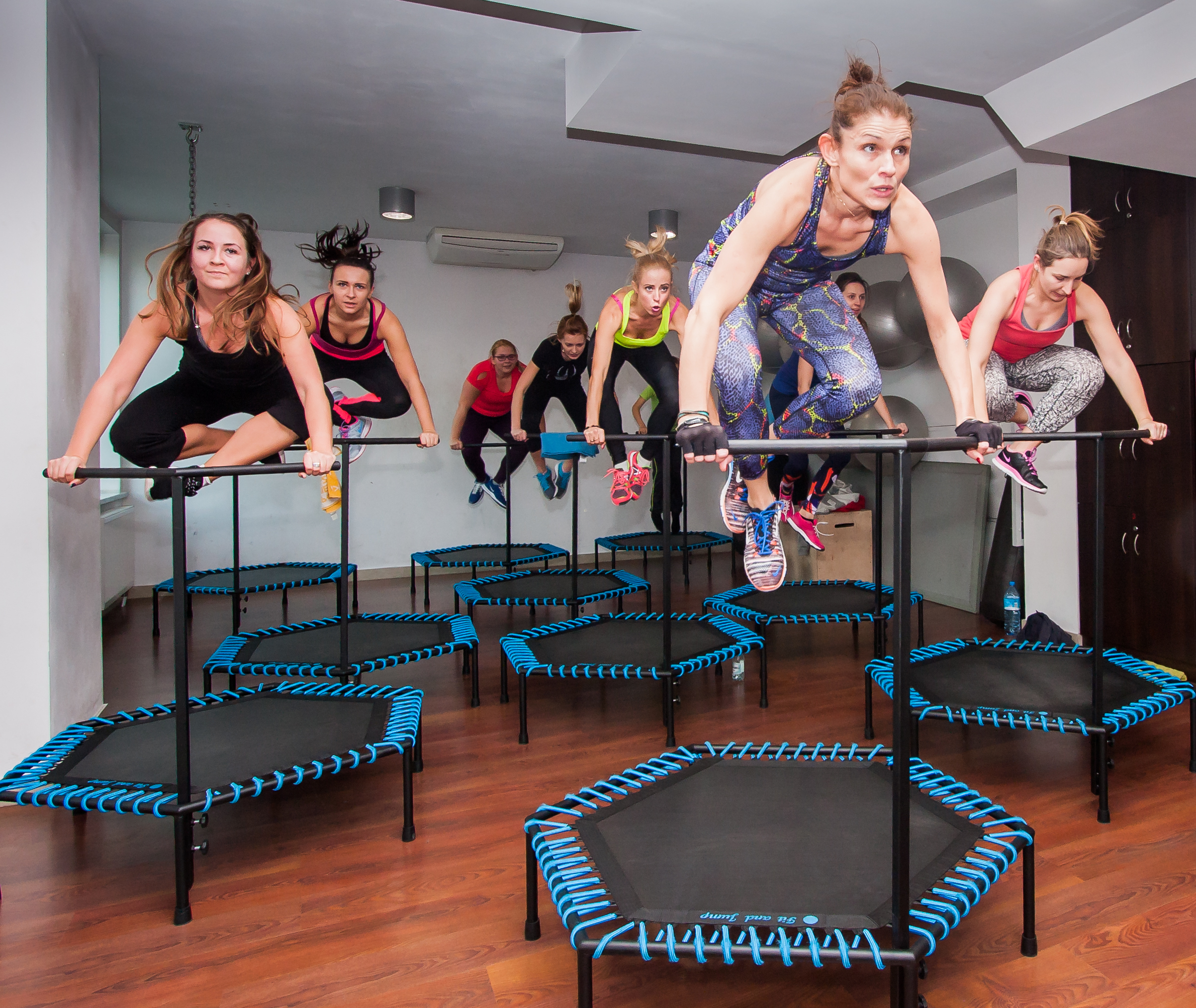 Learn Rebounding And Lose Weight In An Easy Way
