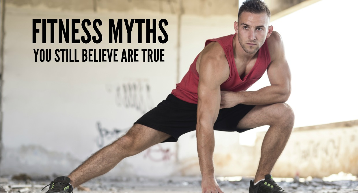 Top 10 Myths About Fitness Exercises and Weight Loss ...